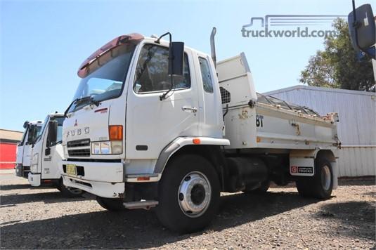 2006 Mitsubishi Fuso FIGHTER FM10.0  - Trucks for Sale
