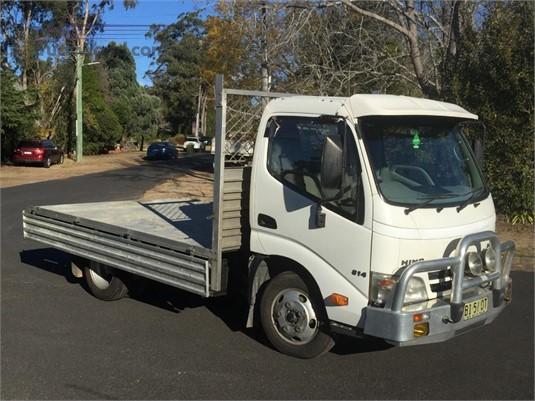 2007 Hino 300 614 - Trucks for Sale
