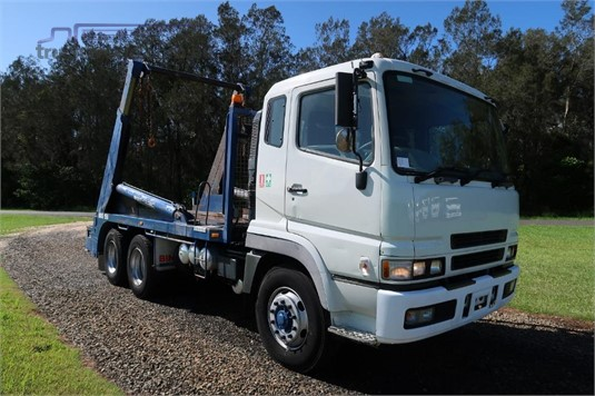2007 Fuso FV - Trucks for Sale