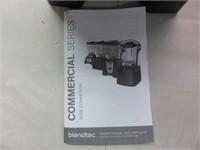 Blendtec Connoisseur 825 Commercial Blender w/(2)