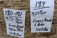 Hay & Firewood Auction #9 02/26/2020