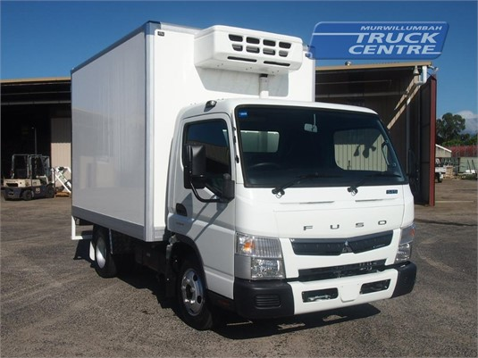 2019 Fuso Canter 515 Duonic Murwillumbah Truck Centre - Trucks for Sale