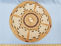 Trail of Two Points beautiful tray from ponderosa