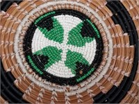Seven Grizzly Paths basket made from Georgia long