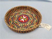 Horse Tank Canyon basket made from Georgia long