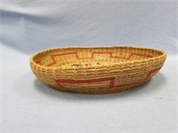 Squaw Gathering tray made from Georgia long leaf