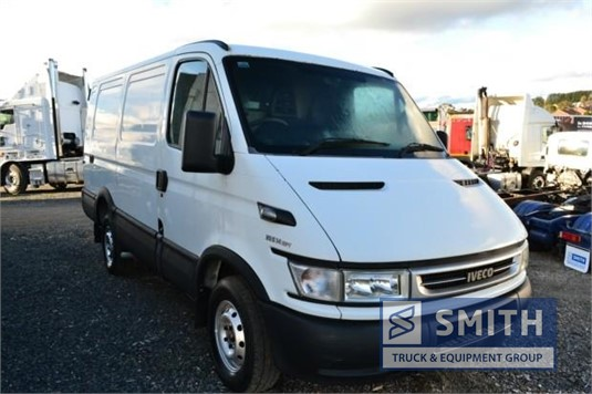 2006 Iveco Daily Smith Truck & Equipment Group - Trucks for Sale