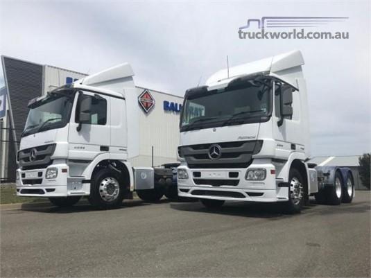 2014 Mercedes Benz Actros 2644 - Trucks for Sale