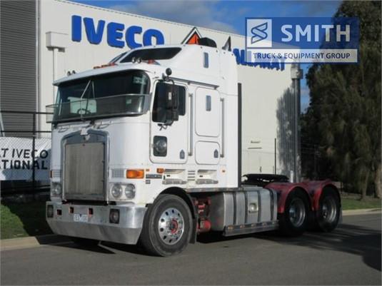 2008 Kenworth K108 Smith Truck & Equipment Group - Trucks for Sale
