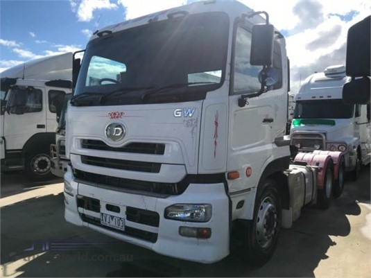 2009 UD GW470 - Trucks for Sale