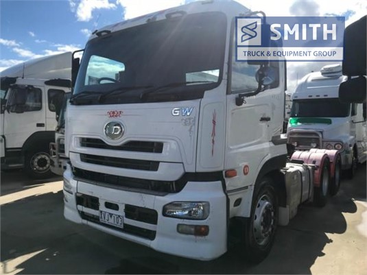 2009 UD GW470 Smith Truck & Equipment Group - Trucks for Sale
