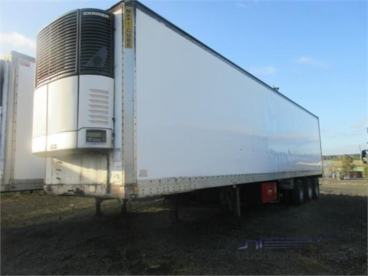 2007 Lucar Refrigerated Trailer - Trailers for Sale
