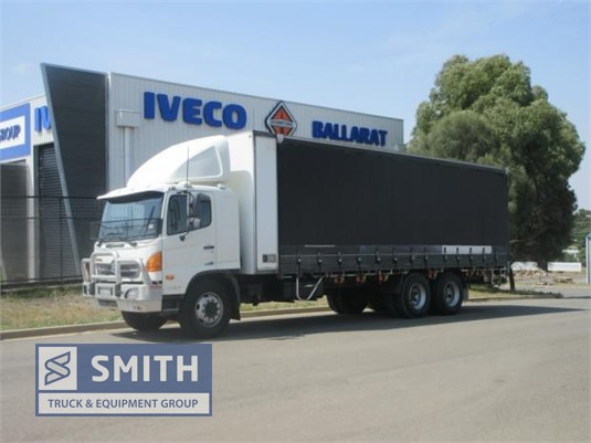 2008 Hino other Smith Truck & Equipment Group - Trucks for Sale