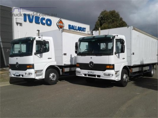 2004 Mercedes Benz Atego 1528 - Trucks for Sale