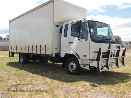 2008 Fuso Fighter 6 Japanese Trucks Australia - Trucks for Sale