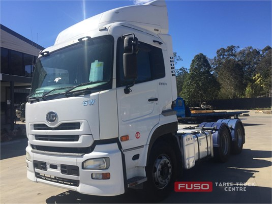 2008 UD GW470 Taree Truck Centre - Trucks for Sale