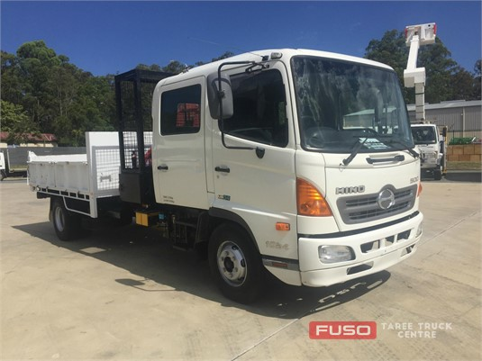 2007 Hino 500 Series 1024 FD Taree Truck Centre - Trucks for Sale