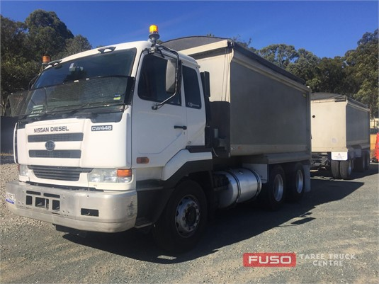 2007 UD CWB481 Taree Truck Centre - Trucks for Sale