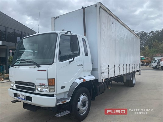 2005 Fuso Fighter 10 Taree Truck Centre - Trucks for Sale
