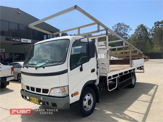 2003 Hino Dutro Taree Truck Centre - Trucks for Sale