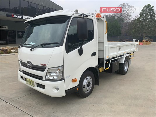 2012 Hino 300 Series 617 Taree Truck Centre - Trucks for Sale