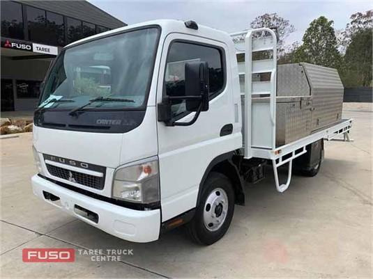 2010 Fuso Canter 515 Taree Truck Centre - Trucks for Sale