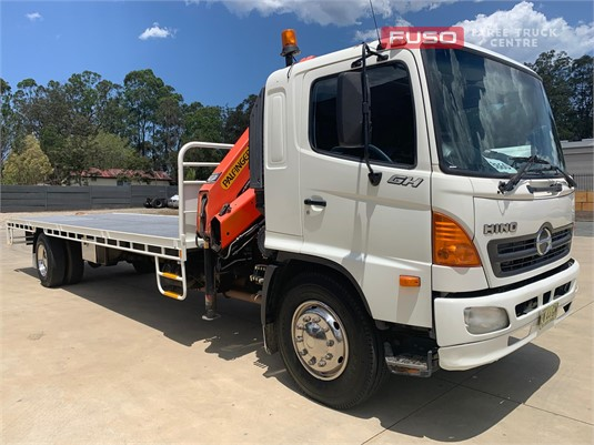 2007 Hino GH1J Taree Truck Centre - Trucks for Sale