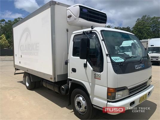 2005 Isuzu NQR 450 Taree Truck Centre - Trucks for Sale