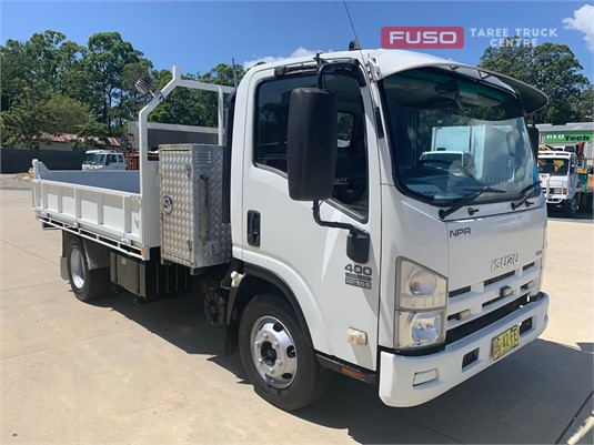 2009 Isuzu NPR 400 Taree Truck Centre - Trucks for Sale