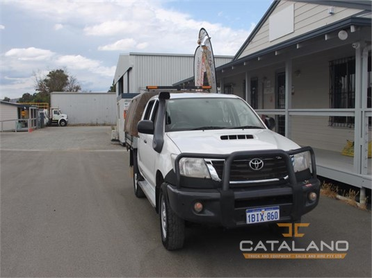 2015 Toyota Hilux 150 Sr Catalano Truck And Equipment Sales And Hire - Light Commercial for Sale