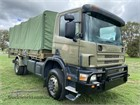 Scania P114 4x4|Table / Tray Top