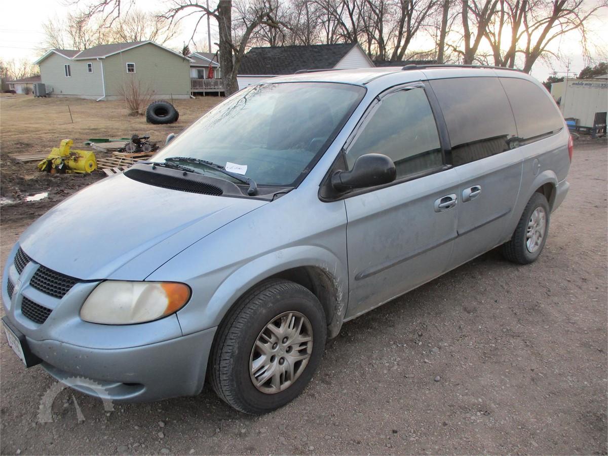 Auctiontime Com 2003 Dodge Caravan Online Auctions