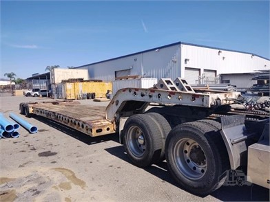 Lowboy Trailers For Sale In California