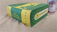 John Deere Toy Grain Drill & Box