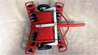Tru-Scale wheel carried disc harrow #H-412 (*)