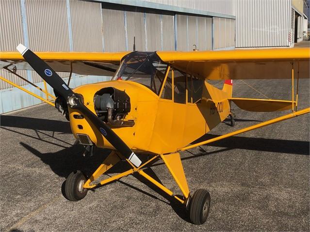 1944 PIPER L-4 CUB at www.aeromeccanicasa.com