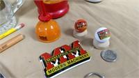 Lot of 13 Minneapolis Moline Items