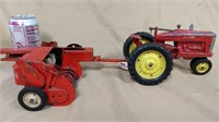 Tru-Scale Tractor & Baler (*Note)