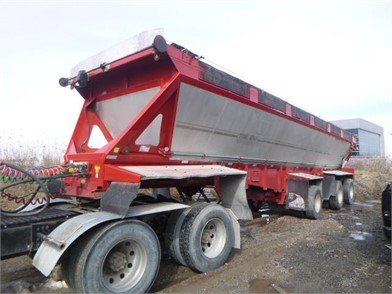 Live Floor Trailers For Sale - 559