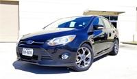 2014 Ford Focus SE 4dr w/ Black Leather INT 58K Mi
