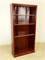 Cherry-Colored Bookcase