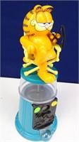 Vintage Garfield Collectible Gumball Machine