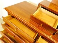 Lane Furniture Dresser w/ Vanity Mirror