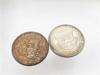 Kennedy Half-Dollars, Ungraded