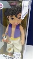 "Disney Animator's Collection ""Aladdin"" Doll NRFB"