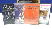 Assorted Musical CDs & DVDs