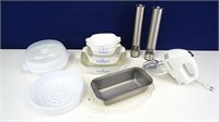 Corning Ware Cookware & Kitchen Accessories