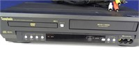 Symphonic Combo VHS / DVD Player (WORKS)