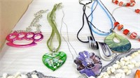 Assorted Costume Necklaces