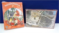 500 - 1000 Piece Jigsaw Puzzles Combo (2)